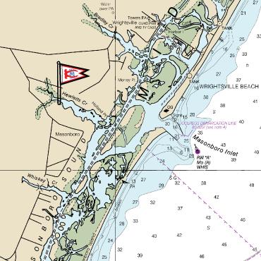 View Nautical Location